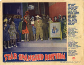 STAR SPANGLED RHYTHM (1943)