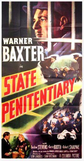 STATE PENITENTIARY (1950)