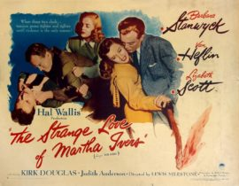 STRANGE LOVE OF MARTHA IVERS, THE (1946)