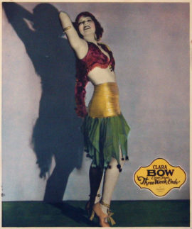 THREE WEEKENDS WITH CLARA BOW AS FLAPPER (1928)