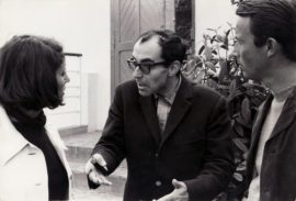 JEAN-LUC GODARD DIRECTING / UNE FEMME MARIEE [A MARRIED WOMAN] (1964) - 1