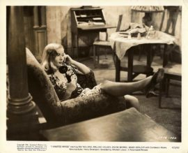 VERONICA LAKE / I WANTED WINGS (1941)