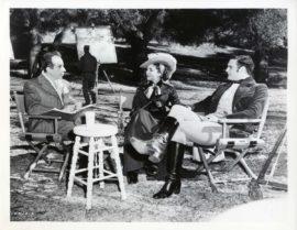 VINCENTE MINNELLI DIRECTING / MADAME BOVARY (1949)