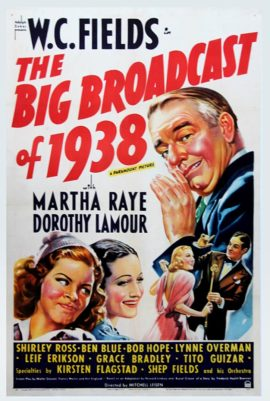 BIG BROADCAST OF 1938, THE (1938) - 2