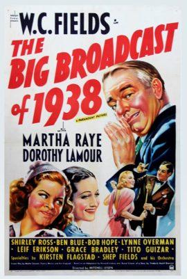 BIG BROADCAST OF 1938, THE (1938) - 2