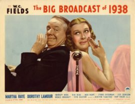 BIG BROADCAST OF 1938, THE (1938) - 1