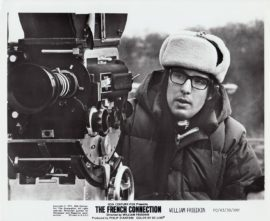 FRENCH CONNECTION, THE (1971) / William Friedkin directing