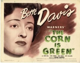 CORN IS GREEN, THE (1945)
