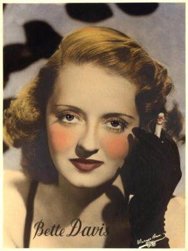 BETTE DAVIS (ca. 1938)