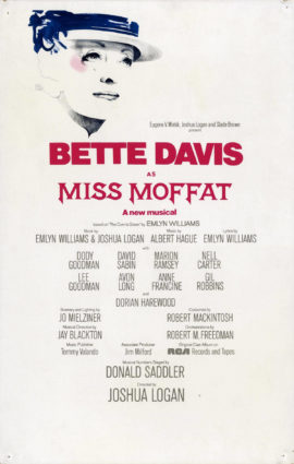 BETTE DAVIS / MISS MOFFAT (1974)