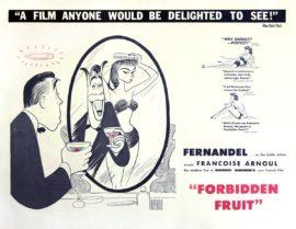 FORBIDDEN FRUIT [LE FRUIT DÉFENDU] (1952; 1959 US-release)