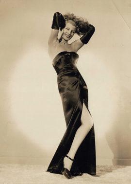 RITA HAYWORTH / GILDA (1946) by Coburn