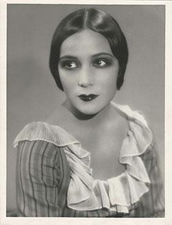 Dolores Del Rio - Ruth Harriett Louise