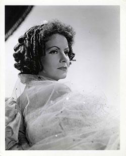Greta Garo - Clarence Bull