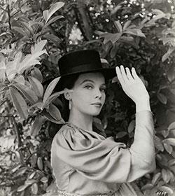 Leslie-Caron - Cecil Beaton