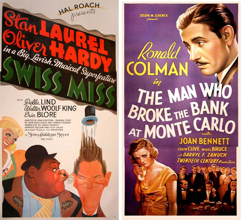 WalterFilm - 1930 Movie Posters