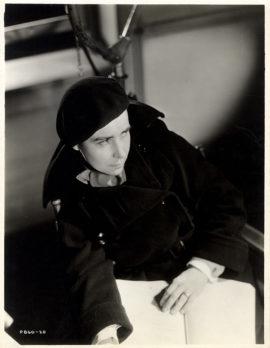 DOROTHY ARZNER (ca. 1930-37) Set of 3 photos