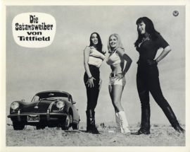 FASTER, PUSSYCAT! KILL! KILL! (1967) Collection of 14 German photos