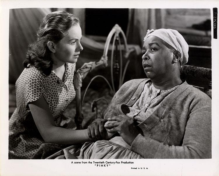 "Ethel Walter in ""Pinky"""