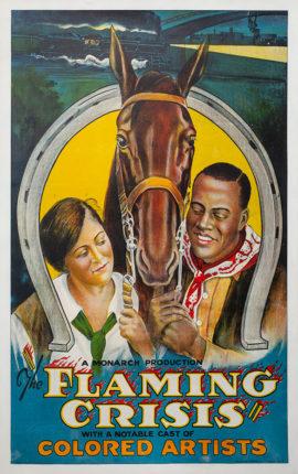 FLAMING CRISIS, THE (1924)