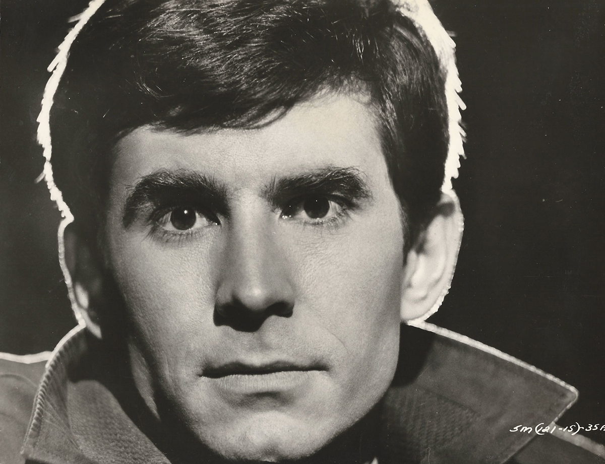 FIVE GAY ACTORS IN MID-CENTURY HOLLYWOOD WalterFilm.com - Anthony Perkins