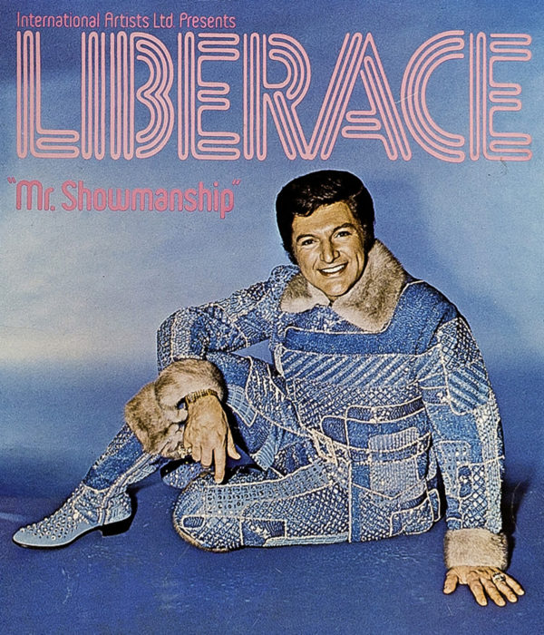 Liberace - Five Gay Actors in Mid-Century Hollywood