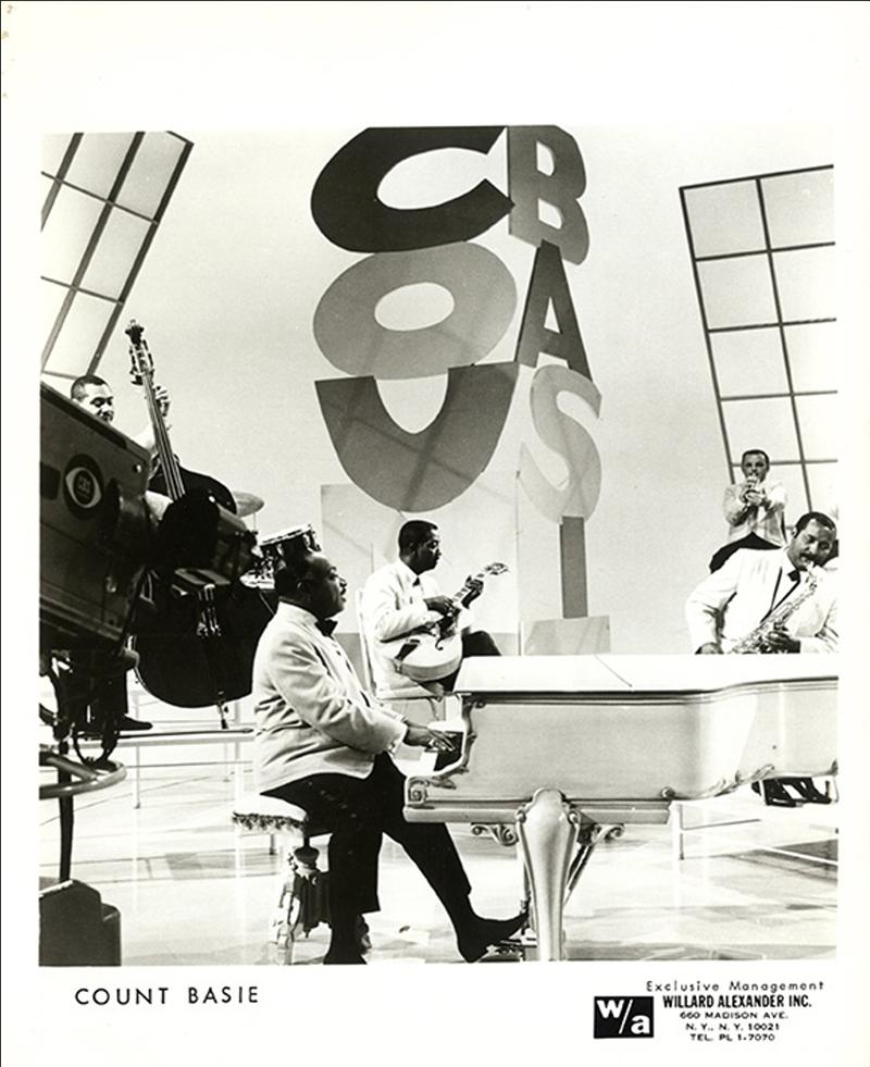 Count Basi | African Americana | Walter Film