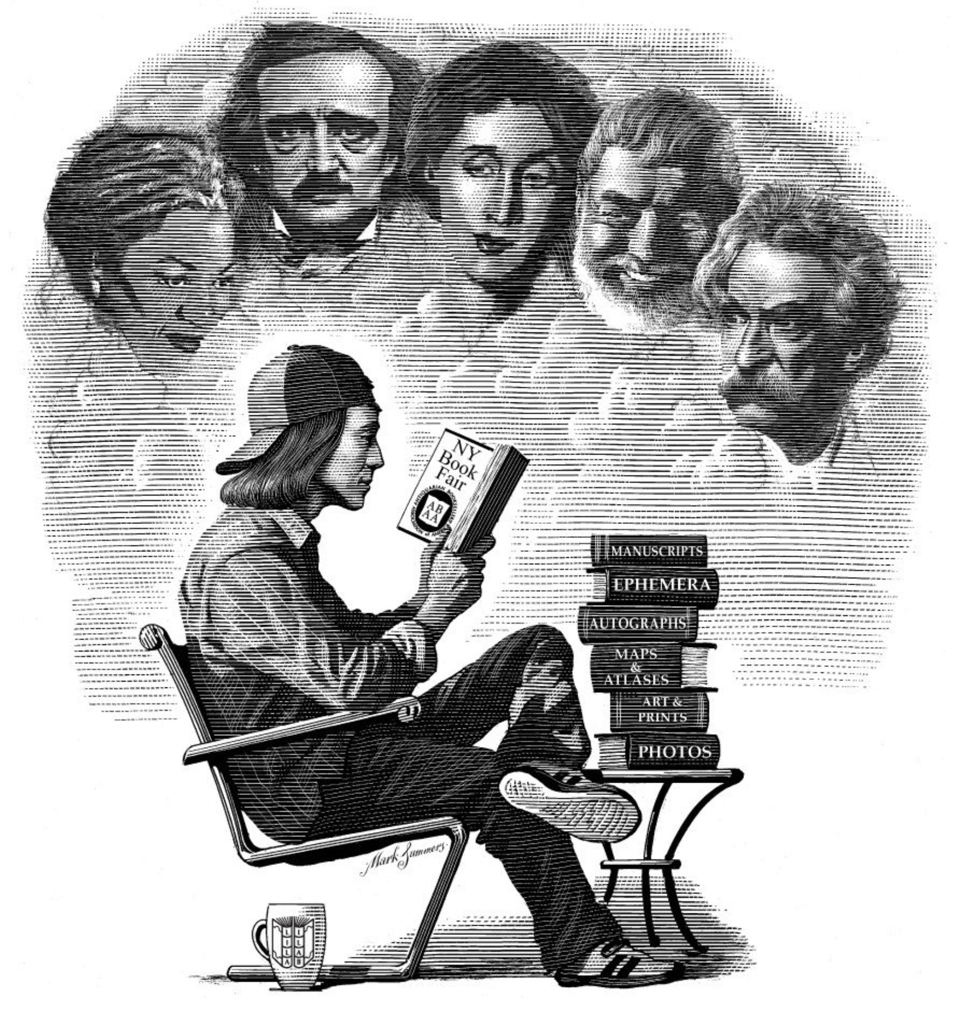 New York Book Fair - 2020