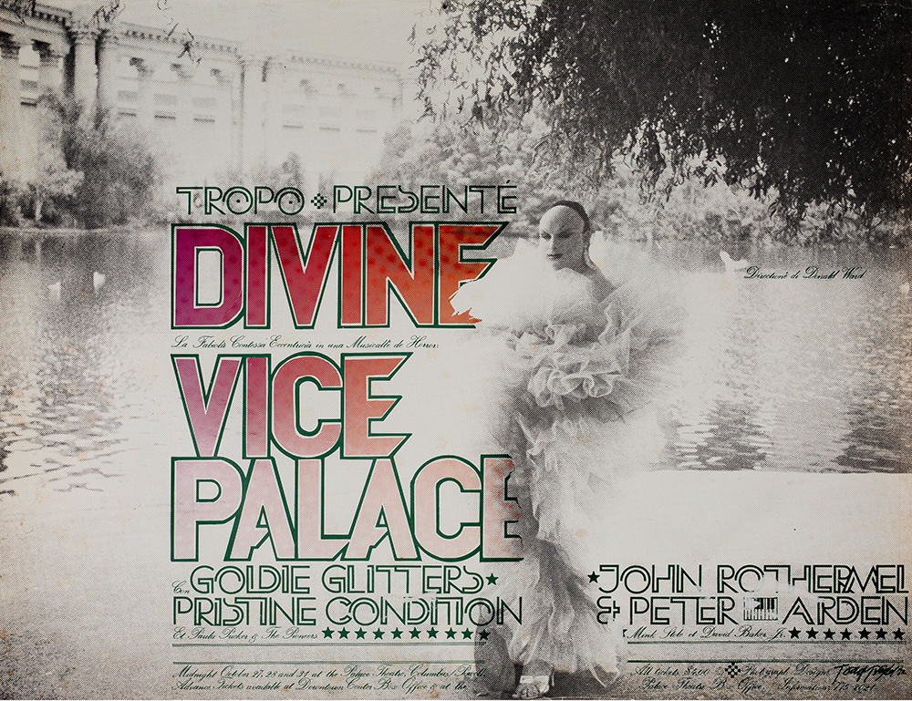 Divine in Vice Palace