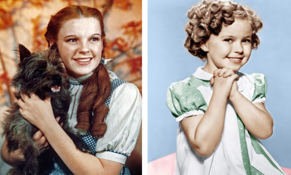 WalterFilm.com - Shirley Temple & Judy Garland
