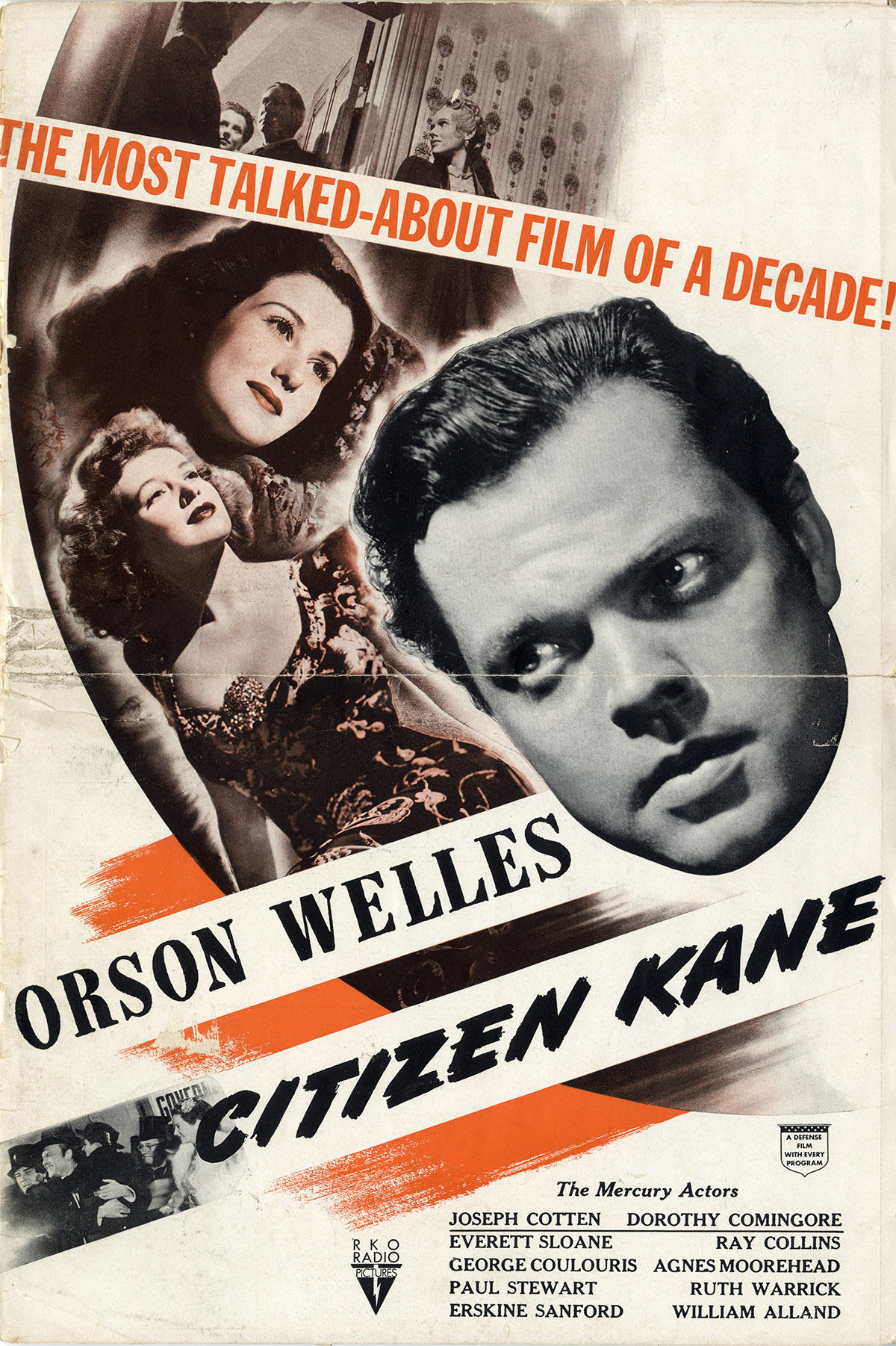 CITIZEN KANE (1941) Pressbook | WalterFilm