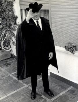 FEDERICO FELLINI (ca. 1965)