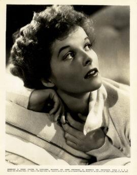 KATHARINE HEPBURN / SYLVIA SCARLETT (1935)