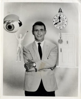 ROD SERLING / THE TWILIGHT ZONE (1963)