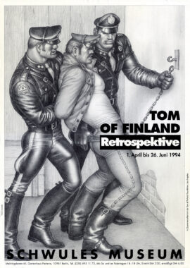 TOM OF FINLAND RETROSPEKTIVE (1994)