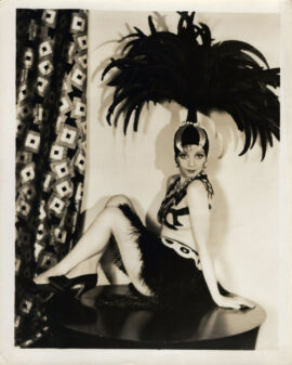 """ALICE WHITE (1929) Photo of """"The ultimate flapper"""""""