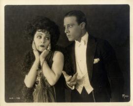 ALLA NAZIMOVA, RUDOLPH VALENTINO / CAMILLE (1921)