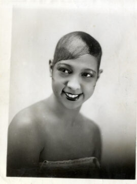 JOSEPHINE BAKER (1927) French photo