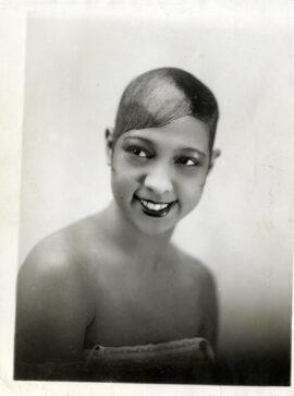 JOSEPHINE BAKER (1927) French photo