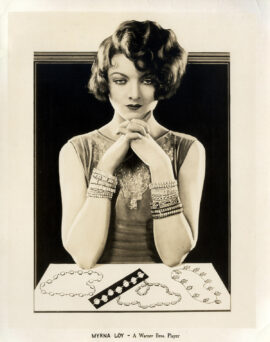 MYRNA LOY (1927)