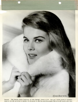 ANN-MARGRET / BYE BYE BIRDIE (1963) - 1 Keybook still phoro