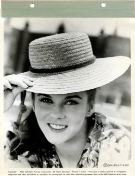 ANN-MARGRET / BYE BYE BIRDIE (1963) - 2 Keybook still phoro