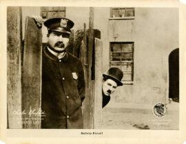 DOG'S LIFE, A (1918) Lobby card