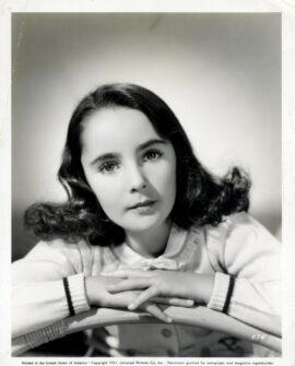 ELIZABETH TAYLOR (1941)
