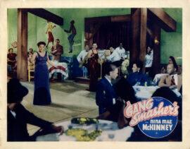 GANG SMASHERS (1938) Lobby card