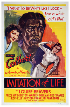 IMITATION OF LIFE (1934; 1949 reissue)
