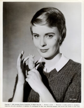 JEAN SEBERG / THE MOUSE THAT ROARED (1959)