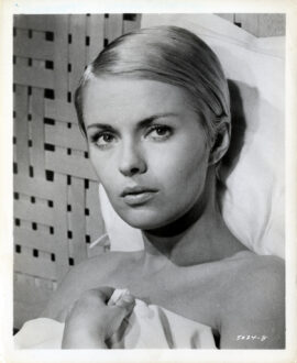 JEAN SEBERG / BIRDS IN PERU (1968)