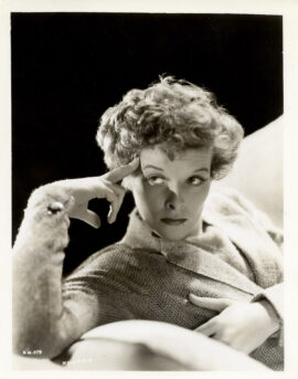 KATHARINE HEPBURN (ca. 1933)