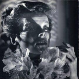 KATHARINE HEPBURN (ca. 1936) by Ernest Bachrach